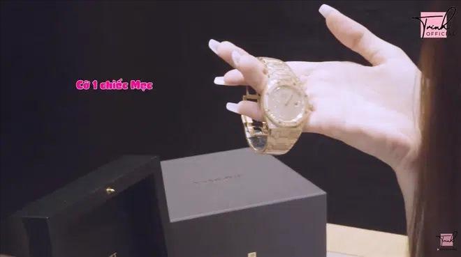 Ngắm bộ sưu tập đồng hồ 13 tỷ của Ngọc Trinh trước khi bị trộm xơi-3