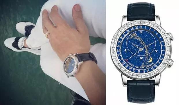 Minh Nhựa tậu đồng hồ hơn 7 tỷ tặng vợ hai-6