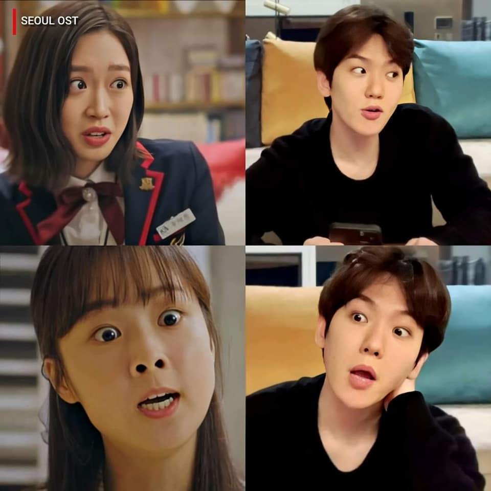 Khi Baekhyun mê mệt diễn xuất nhưng dòng đời xô đẩy bắt làm Idol-7