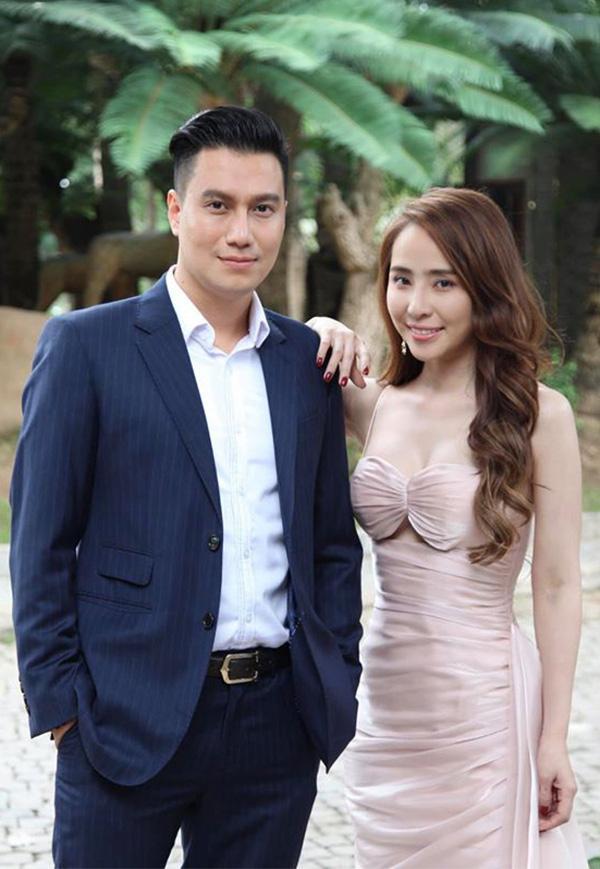 Việt Anh liên tục khẳng định chủ quyền trên ảnh Quỳnh Nga-9