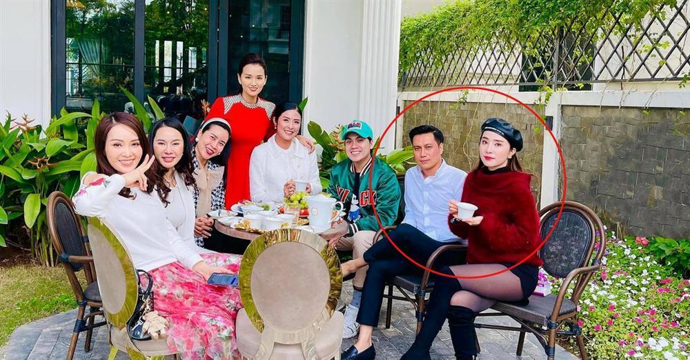 Việt Anh liên tục khẳng định chủ quyền trên ảnh Quỳnh Nga-12