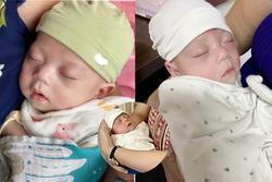 Hình ảnh mới nhất về con trai thứ 6 từng sinh non 1,1kg của Hằng 'Túi'