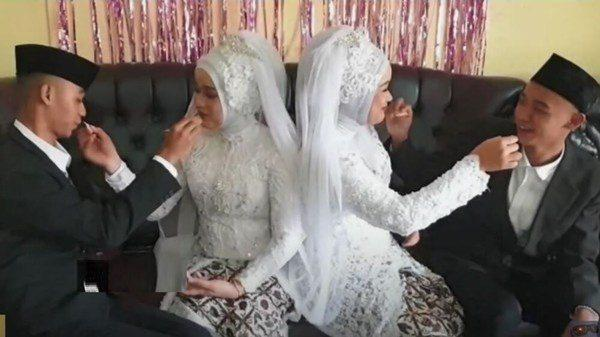 Những cặp song sinh cưới anh em song sinh, thường xuyên nhận nhầm vợ-2