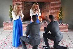 Những cặp song sinh cưới anh em song sinh, thường xuyên nhận nhầm vợ