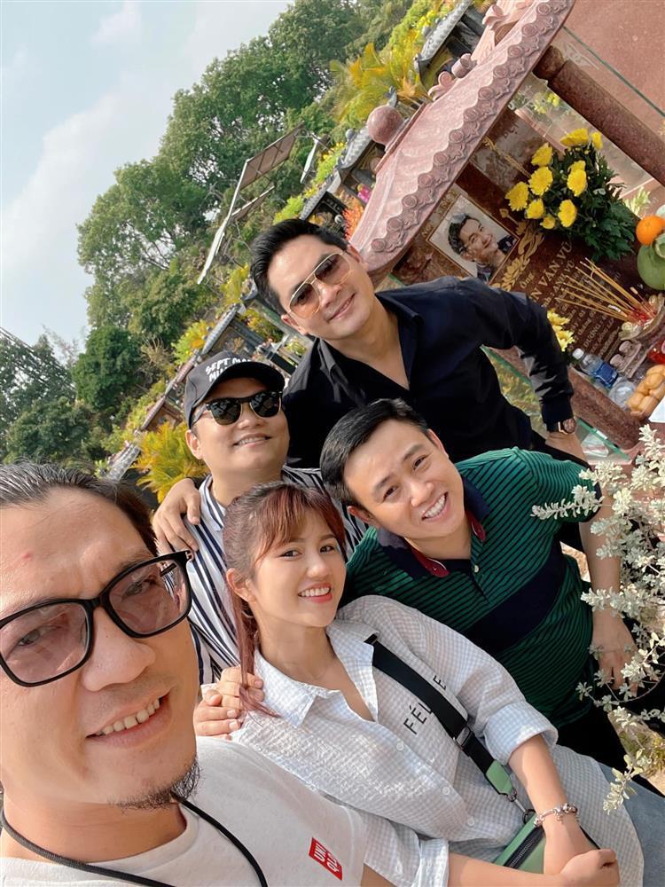 Dàn sao Việt tưởng nhớ 2 năm ngày Anh Vũ qua đời-8