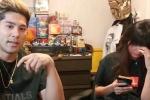 Phẫn nộ nam streamer thẳng tay đánh bạn gái trên sóng livestream
