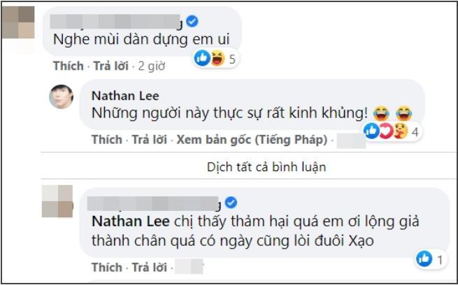 Nathan Lee chỉ đích danh Ngọc Trinh: Tao cười vào mặt mày-3