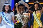 Những vẻ đẹp da màu làm khuynh đảo các cuộc thi nhan sắc quốc tế
