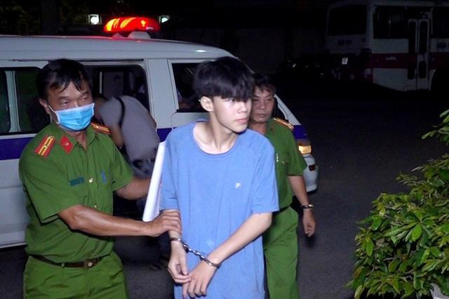 Tạm giam học sinh lớp 10 giết người cướp tài sản, giấu xác phi tang-1