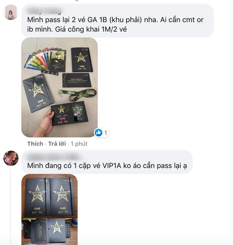 Rap Việt All-Star Concert công bố lịch diễn, fan tranh nhau pass vé vì quá mệt mỏi-4