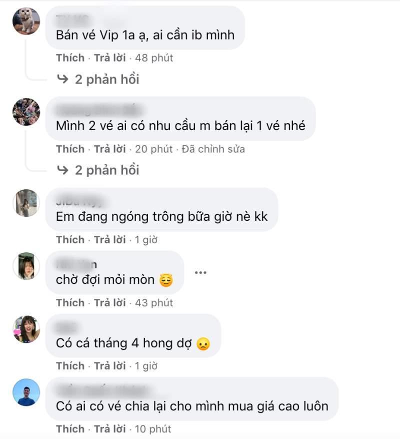 Rap Việt All-Star Concert công bố lịch diễn, fan tranh nhau pass vé vì quá mệt mỏi-5