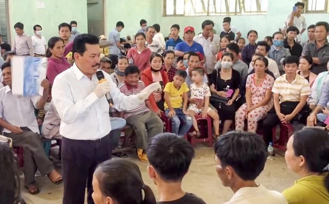 Võ Hoàng Yên chữa 776 người không khỏi bệnh, Quảng Ngãi thu hồi 200 triệu-1