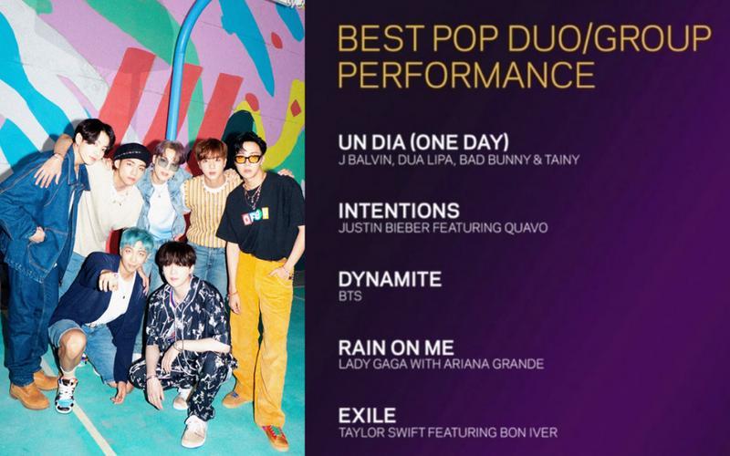 ARMY điên tiết khi SuperM thay thế BTS nhận đề cử Grammy-3