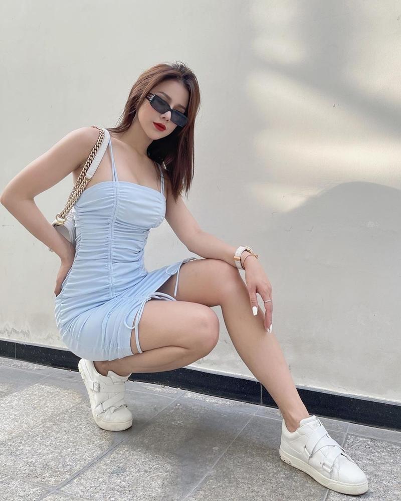 Lệ Quyên - Phạm Quỳnh Anh lên đồ hack tuổi như gái xuân thì-2