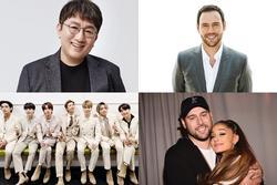 Thương vụ tỷ đô: Ông chủ BTS thâu tóm luôn ông lớn đứng sau Ariana Grande, Justin Bieber