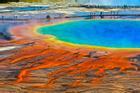 Suối nước nóng lớn nhất nước Mỹ