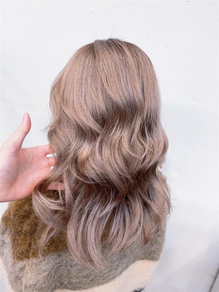 Phái đẹp Việt nên nhuộm tóc màu gì vào mùa hè?-1