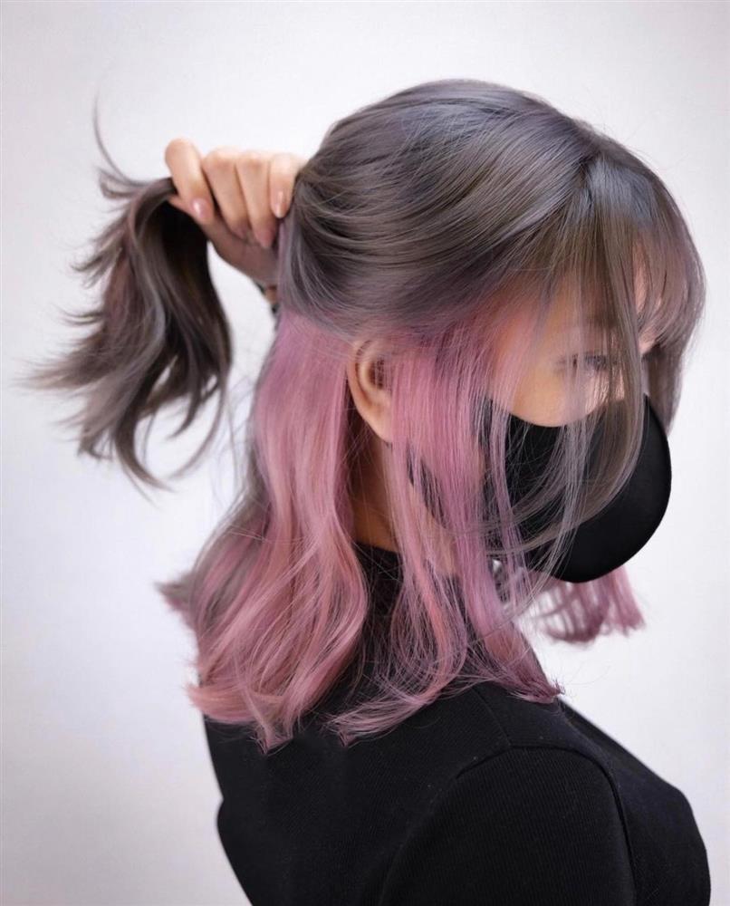 Phái đẹp Việt nên nhuộm tóc màu gì vào mùa hè?-4