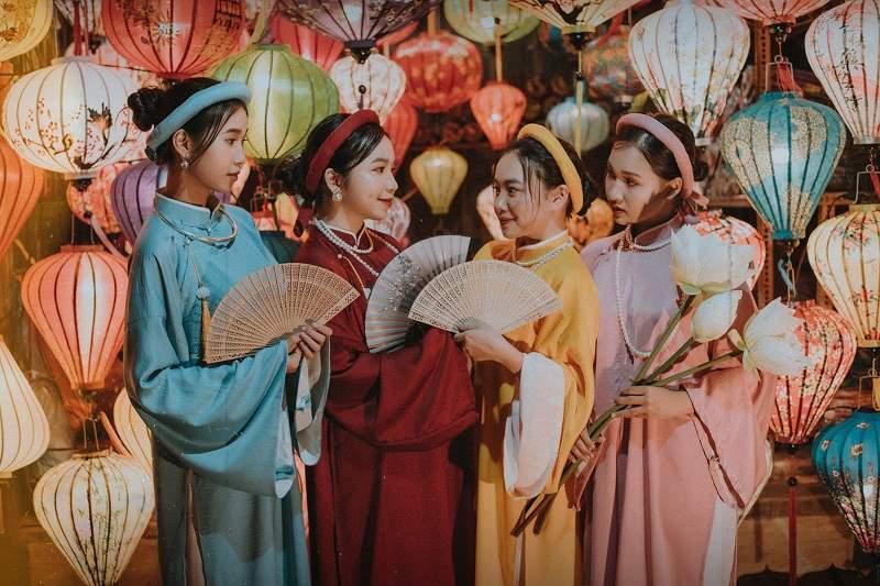 Concept cổ phục Việt lên ngôi: Lại thêm bộ ảnh kỷ yếu đẹp nức lòng-2