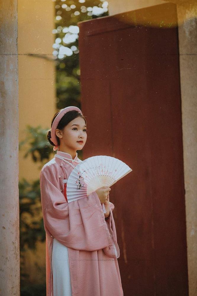 Concept cổ phục Việt lên ngôi: Lại thêm bộ ảnh kỷ yếu đẹp nức lòng-6