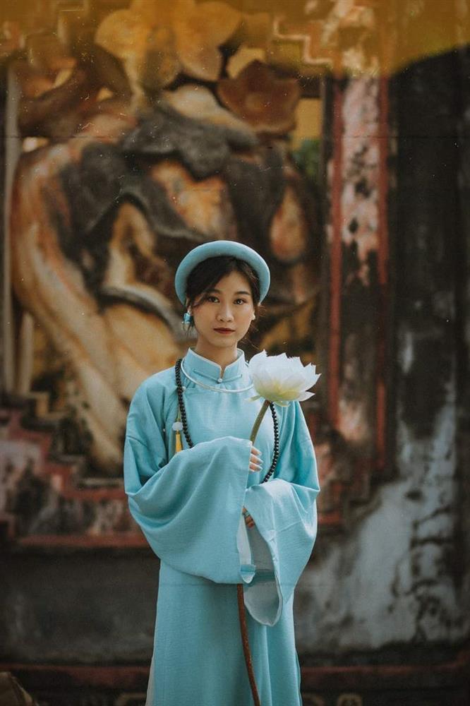 Concept cổ phục Việt lên ngôi: Lại thêm bộ ảnh kỷ yếu đẹp nức lòng-8