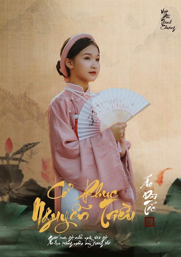 Concept cổ phục Việt lên ngôi: Lại thêm bộ ảnh kỷ yếu đẹp nức lòng-9