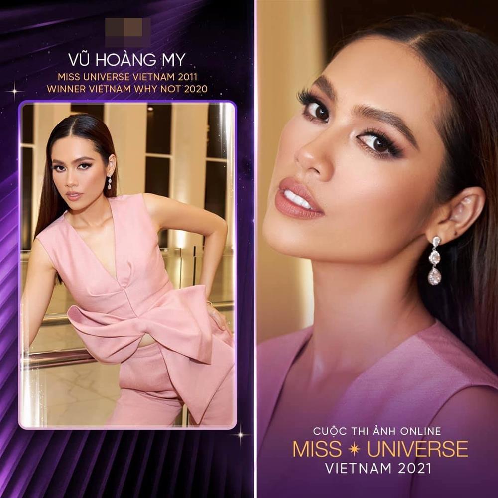 Hoàng My tuyên bố thi Hoa hậu Hoàn vũ Việt Nam 2021 gây xôn xao-2