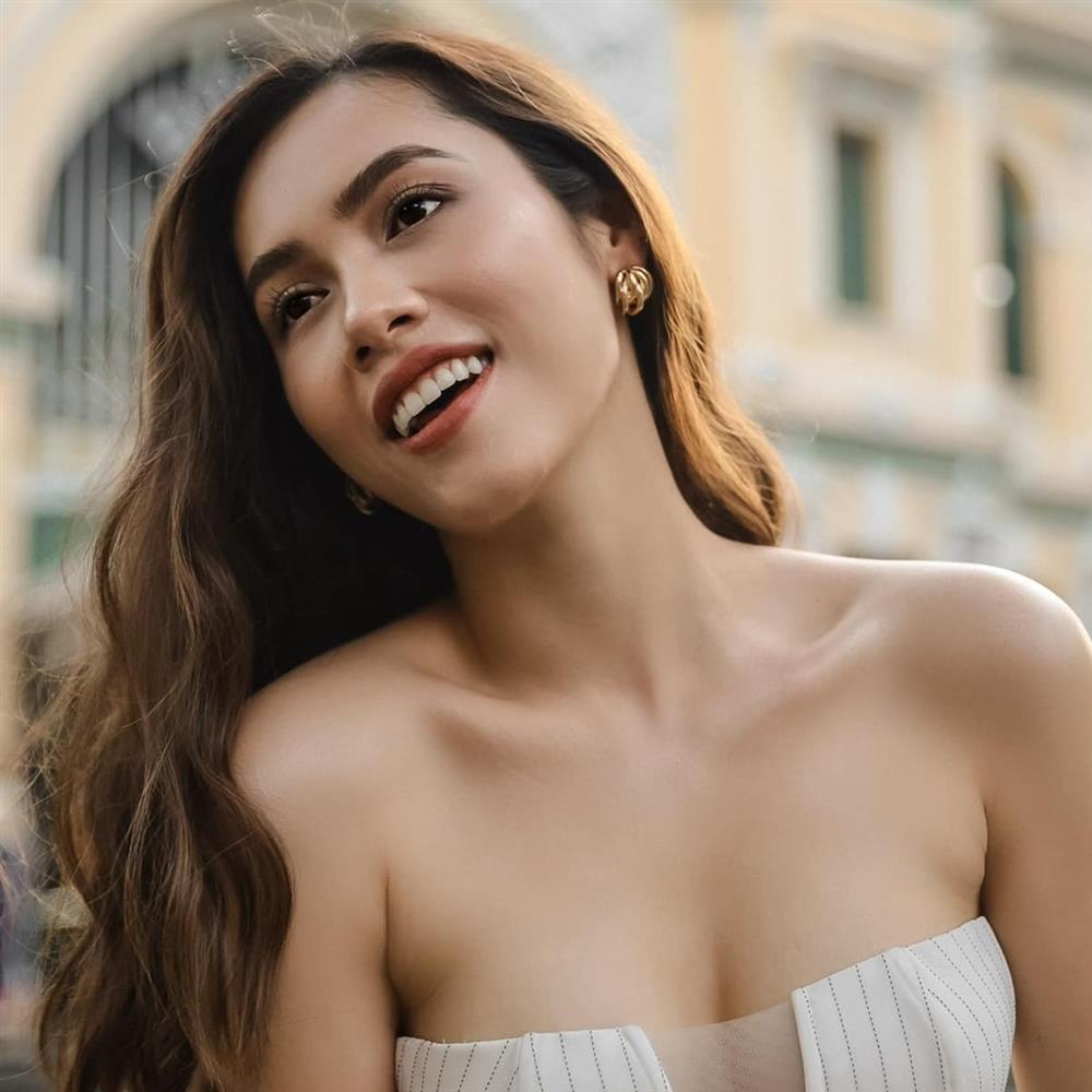 Hoàng My tuyên bố thi Hoa hậu Hoàn vũ Việt Nam 2021 gây xôn xao-3
