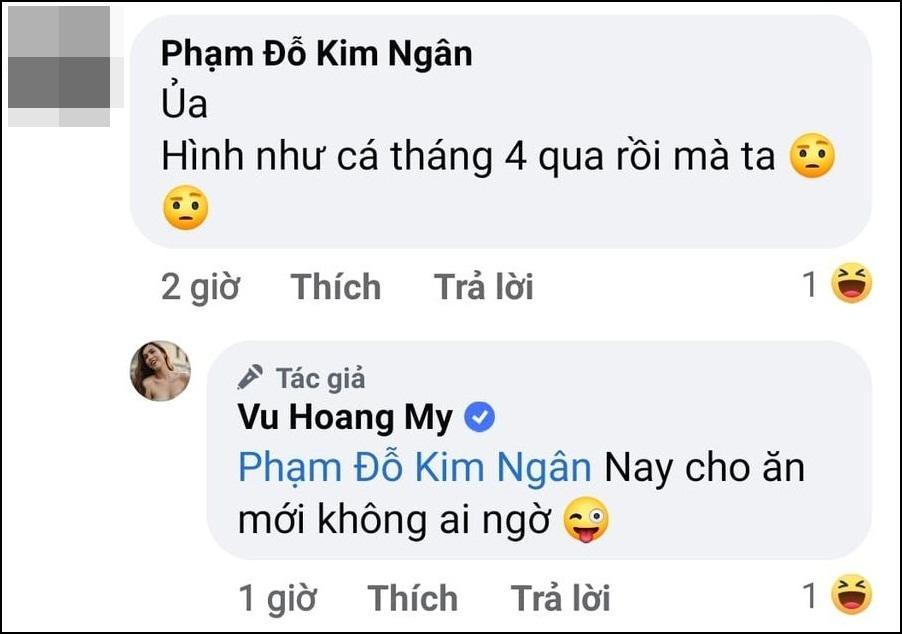 Hoàng My tuyên bố thi Hoa hậu Hoàn vũ Việt Nam 2021 gây xôn xao-4