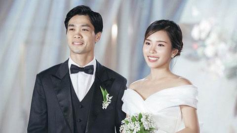 Công Phượng tiết lộ cuộc sống sau đám cưới với Viên Minh-2