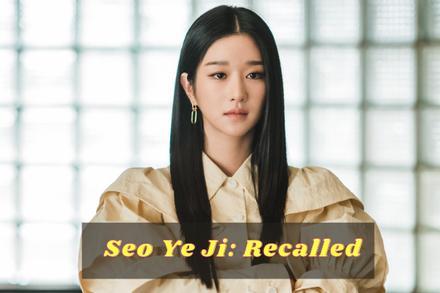 Phim của kiều nữ Seo Ye Ji ra mắt cuối tháng 4