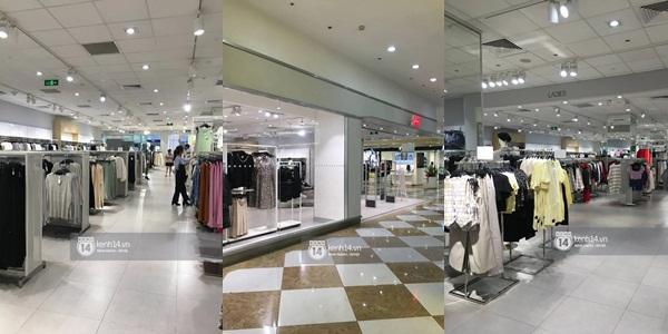 Loạt store H&M Việt Nam lúc này: Hà Nội khá vắng vẻ, TP.HCM vẫn đông đúc-1