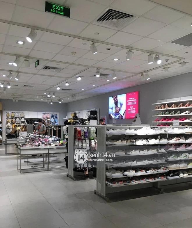 Loạt store H&M Việt Nam lúc này: Hà Nội khá vắng vẻ, TP.HCM vẫn đông đúc-2