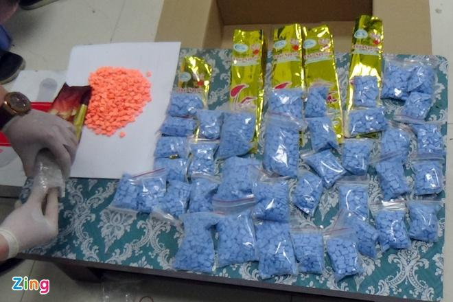 Manh mối lần ra nhóm buôn ma túy ở bệnh viện tâm thần-1