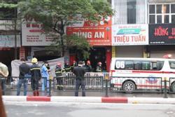 Xác định nguyên nhân vụ cháy cửa hàng bán đồ sơ sinh làm 4 người chết