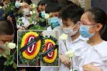Xót xa đám tang nhà có 4 người tử vong ở Tôn Đức Thắng