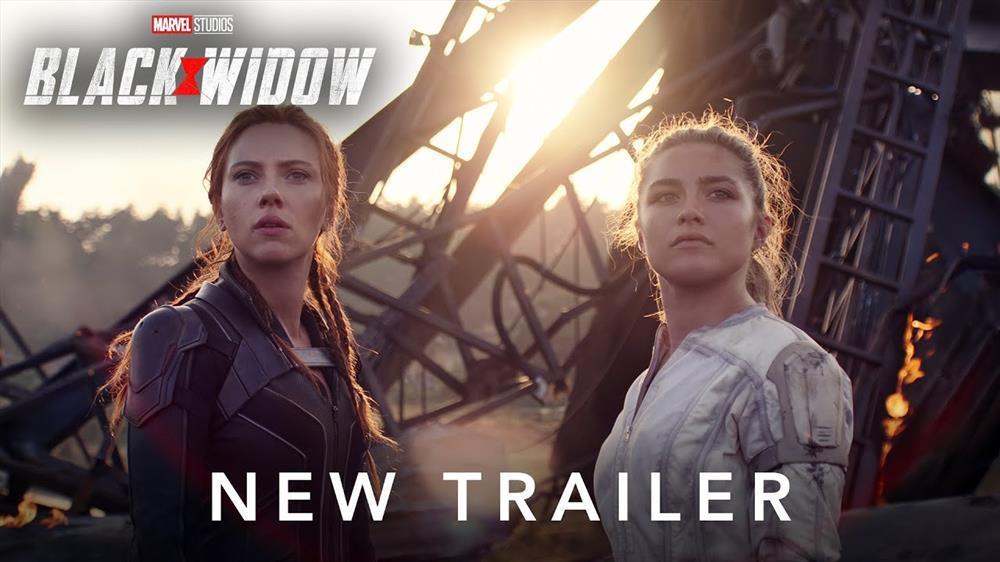 Marvel nhá hàng trailer ra rạp Black Widow, fan trụy tim vì chị đẹp-1