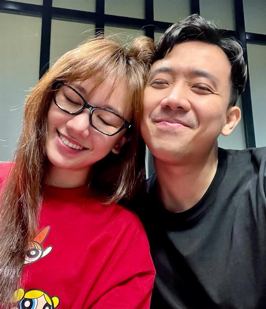 Trấn Thành đổi giọng mày - tao khi Hari Won bày tỏ yêu thương-4