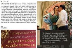 Dũng 'Lò Vôi' treo thưởng 20 tỷ cho ai tìm ra clip rửa oan bà Phương Hằng