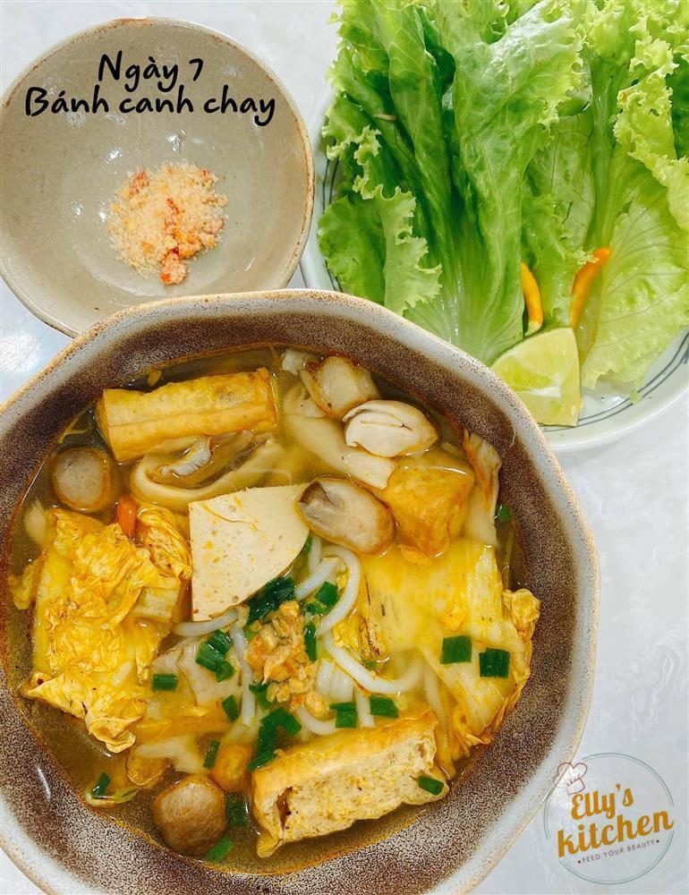 Elly Trần thực hiện 30 ngày ăn chay sau khi tìm thấy thú cưng-8