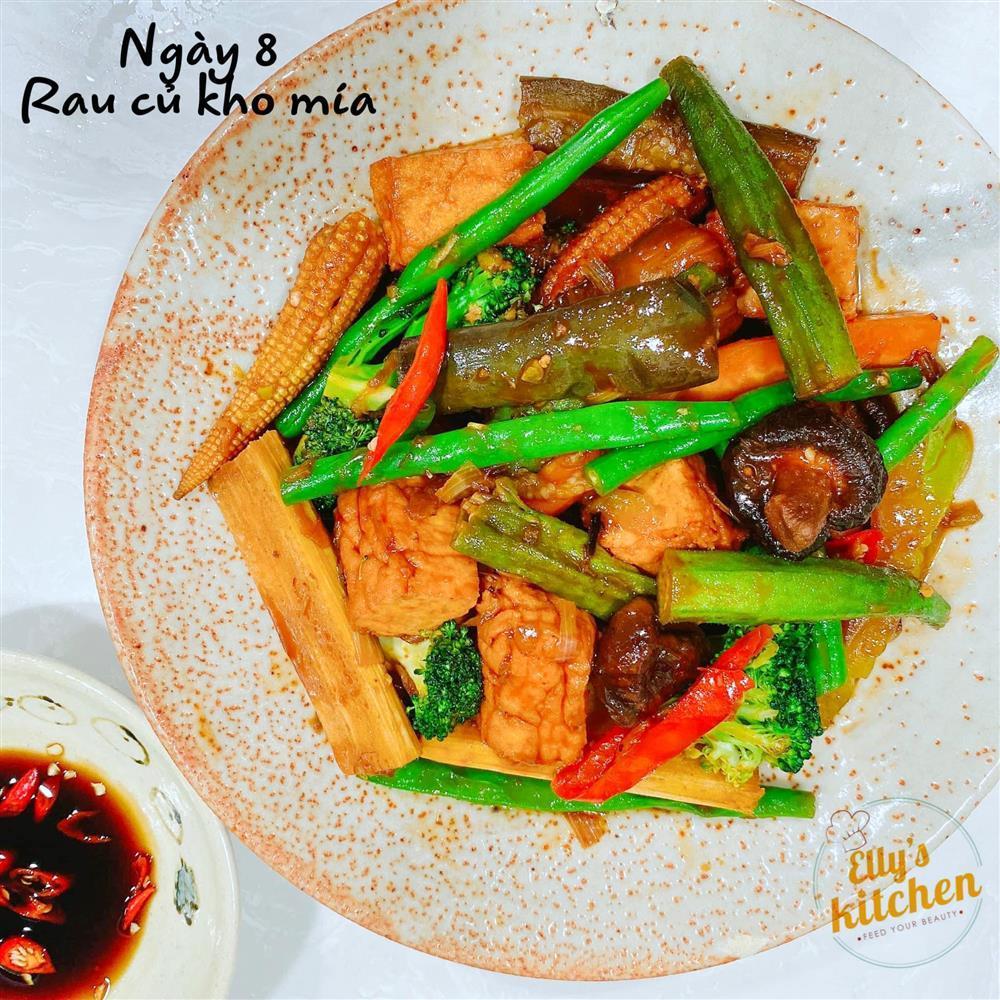 Elly Trần thực hiện 30 ngày ăn chay sau khi tìm thấy thú cưng-9
