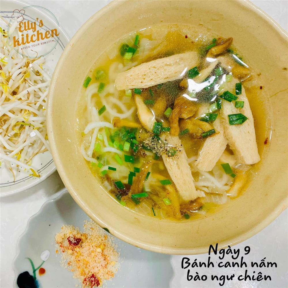 Elly Trần thực hiện 30 ngày ăn chay sau khi tìm thấy thú cưng-10