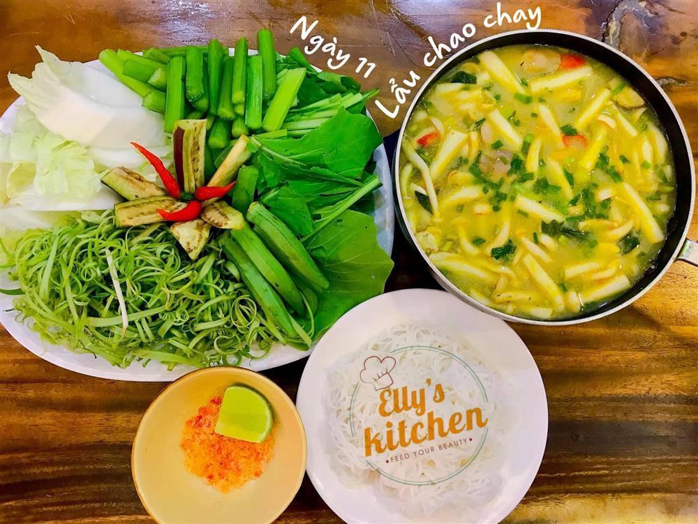 Elly Trần thực hiện 30 ngày ăn chay sau khi tìm thấy thú cưng-11
