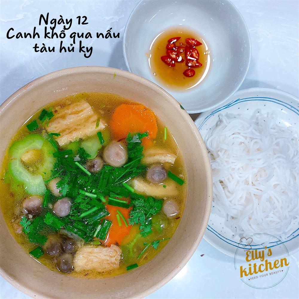 Elly Trần thực hiện 30 ngày ăn chay sau khi tìm thấy thú cưng-12