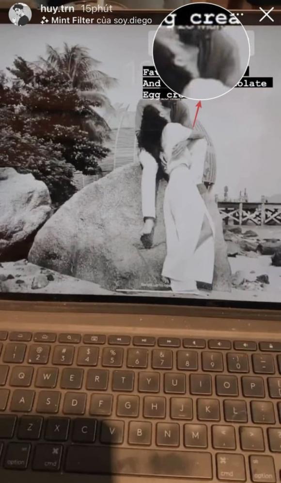 Ngô Thanh Vân khoe ảnh hẹn hò Huy Trần, lần này làm các thánh soi vẹo cổ-3