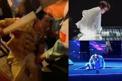 3 nghệ sĩ Việt từng ngã sân khấu cao 2m đau thấu trời xanh