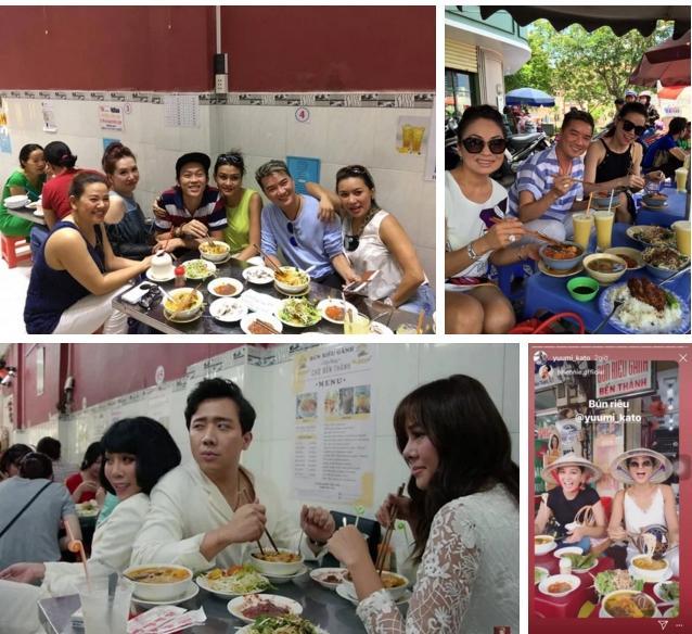 5 quán lề đường Sài Gòn đi ăn là dễ gặp người nổi tiếng như chơi-5