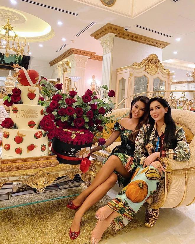 Mẹ chồng Tăng Thanh Hà khoe thần thái chuẩn phu nhân tỷ phú-4