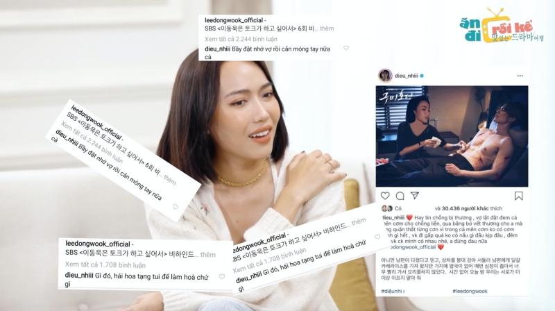 Diệu Nhi bị Lee Dong Wook chặn tài khoản chỉ vì cuồng quá đà-4