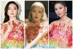 Rosé 'đụng độ' váy 600 triệu với Thanh Hằng, Châu Bùi